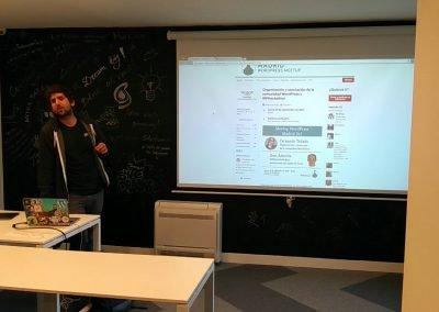 ADEWEB - Presentación en sociedad 2