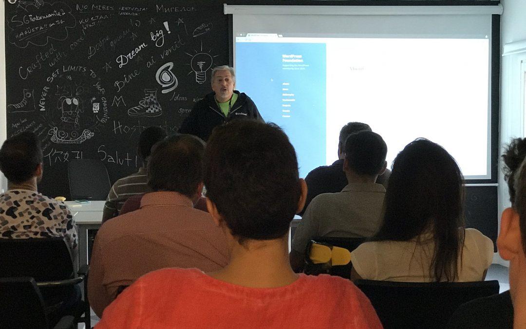 ADEWEB – Presentación en sociedad