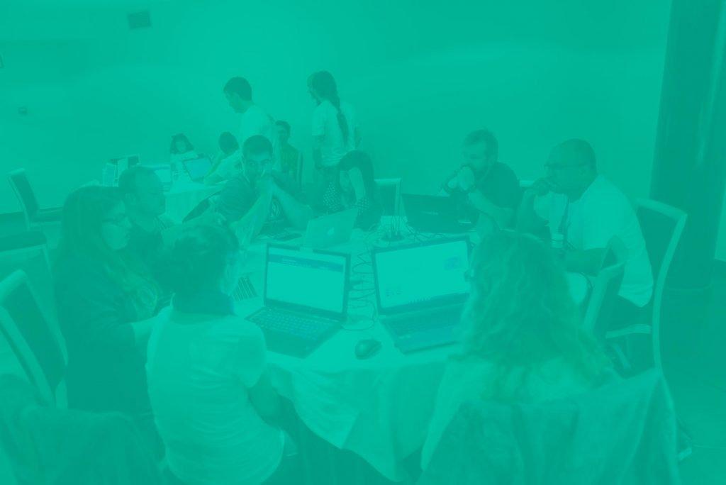 Hackaton social WordPress en La Nave 6